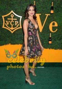 Eiza Gonzalez at 2016 Veuve Clicquot Polo Classic in Pacific Palisades (4)