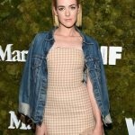 JENA MALONE at Max Mara Women in Film Face of the Future Award in Hollywood