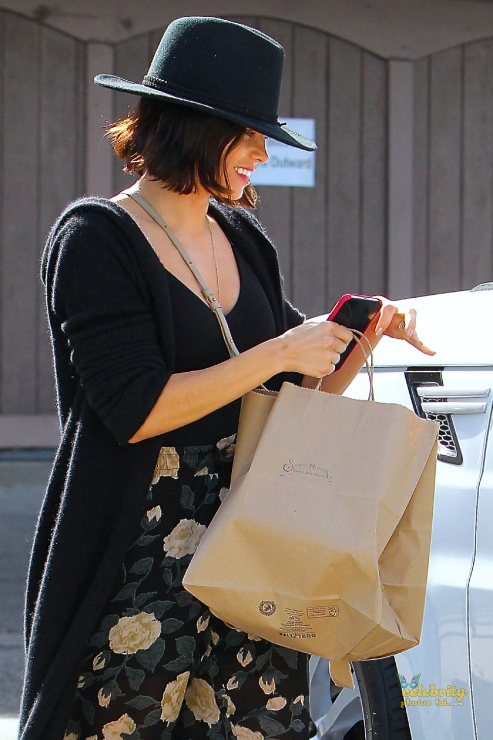 Jenna Dewan Out And About in Los-Angeles (3)