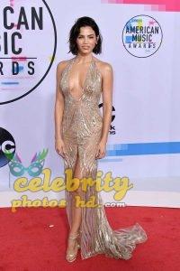 Jenna Dewan-Tatum at 2017 American Music Awards in LA (2)