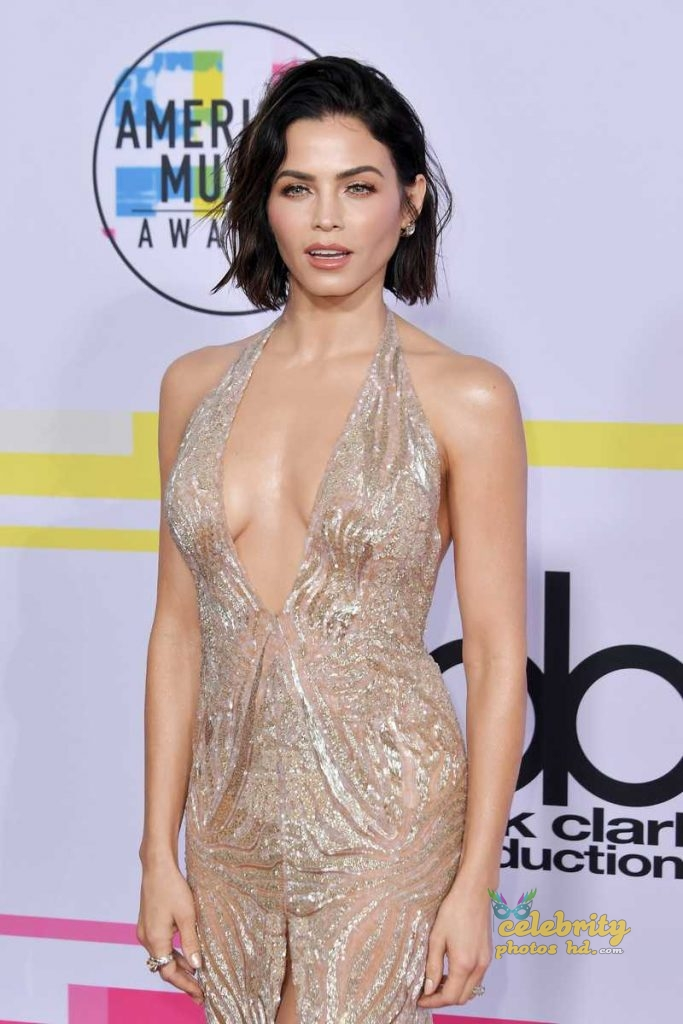 Jenna Dewan-Tatum at 2017 American Music Awards in LA (3)