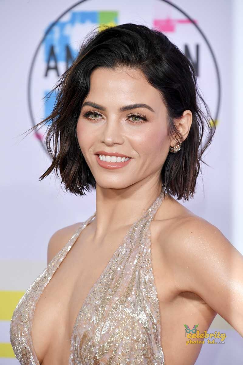 Jenna Dewan-Tatum at 2017 American Music Awards in LA (5)