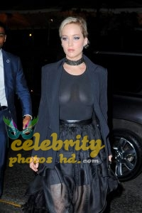 Jennifer Lawrence See-Through Candids in New York (3)