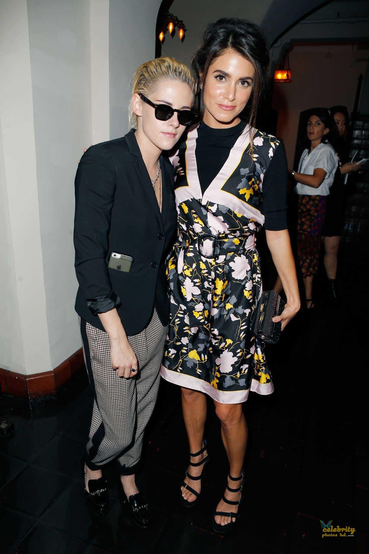 Kristen Stewart at CFDA Vogue Fashion Party in West Hollywood (5)