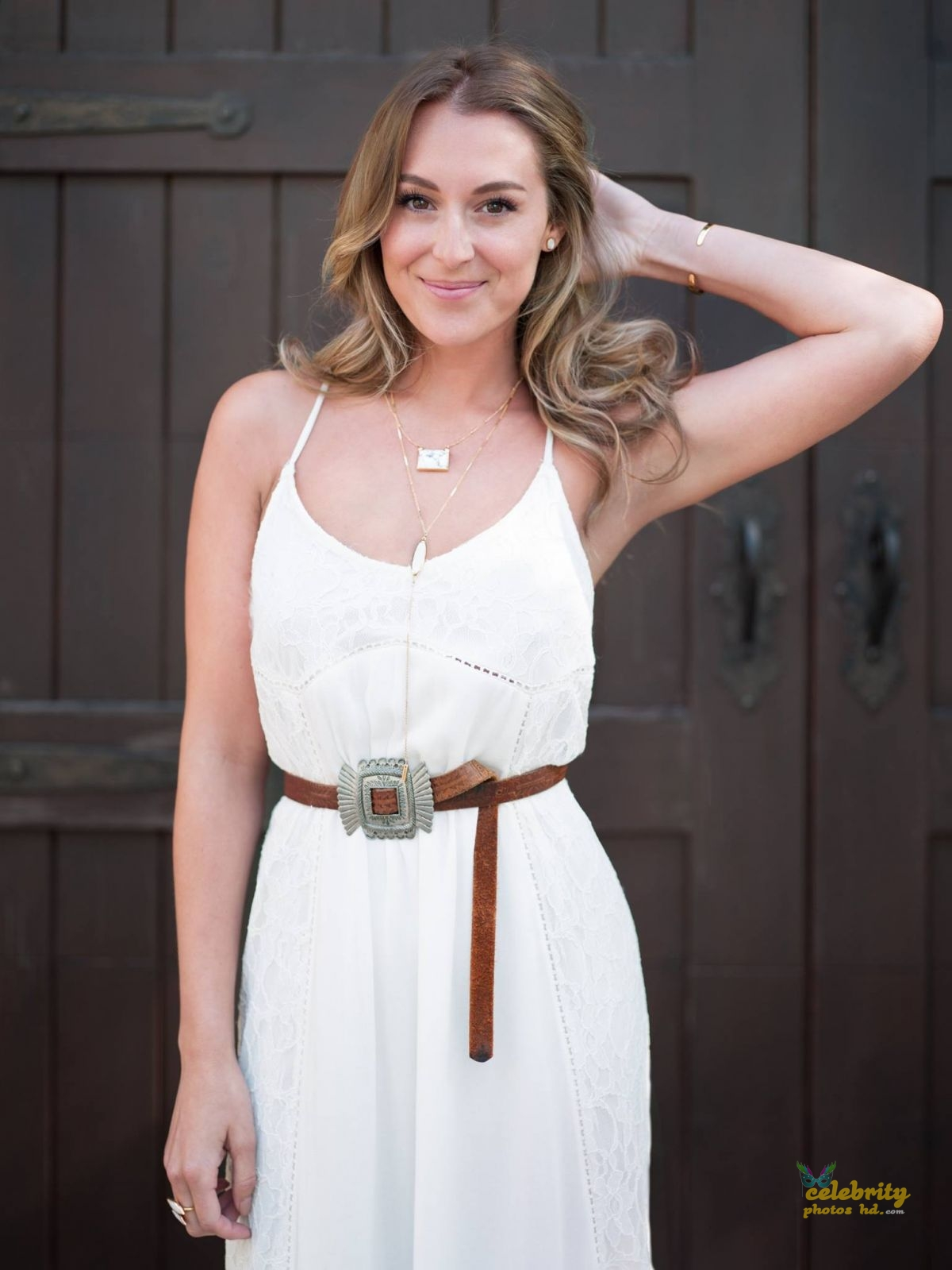 ALEXA VEGA for Robyn Rhodes Jewelry, Spring-Summer (3)