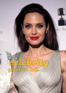 ANGELINA JOLIE at 45th Annual Annie Awards in Los Angeles (3)