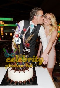 Britney Spears Celebrates Engagement at Planet Hollywood in Las Vegas(3)