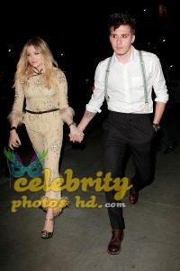 CHLOE MORETZ Celebrates Her 21st Birthday with Brooklyn Beckham in Los Angeles (5)