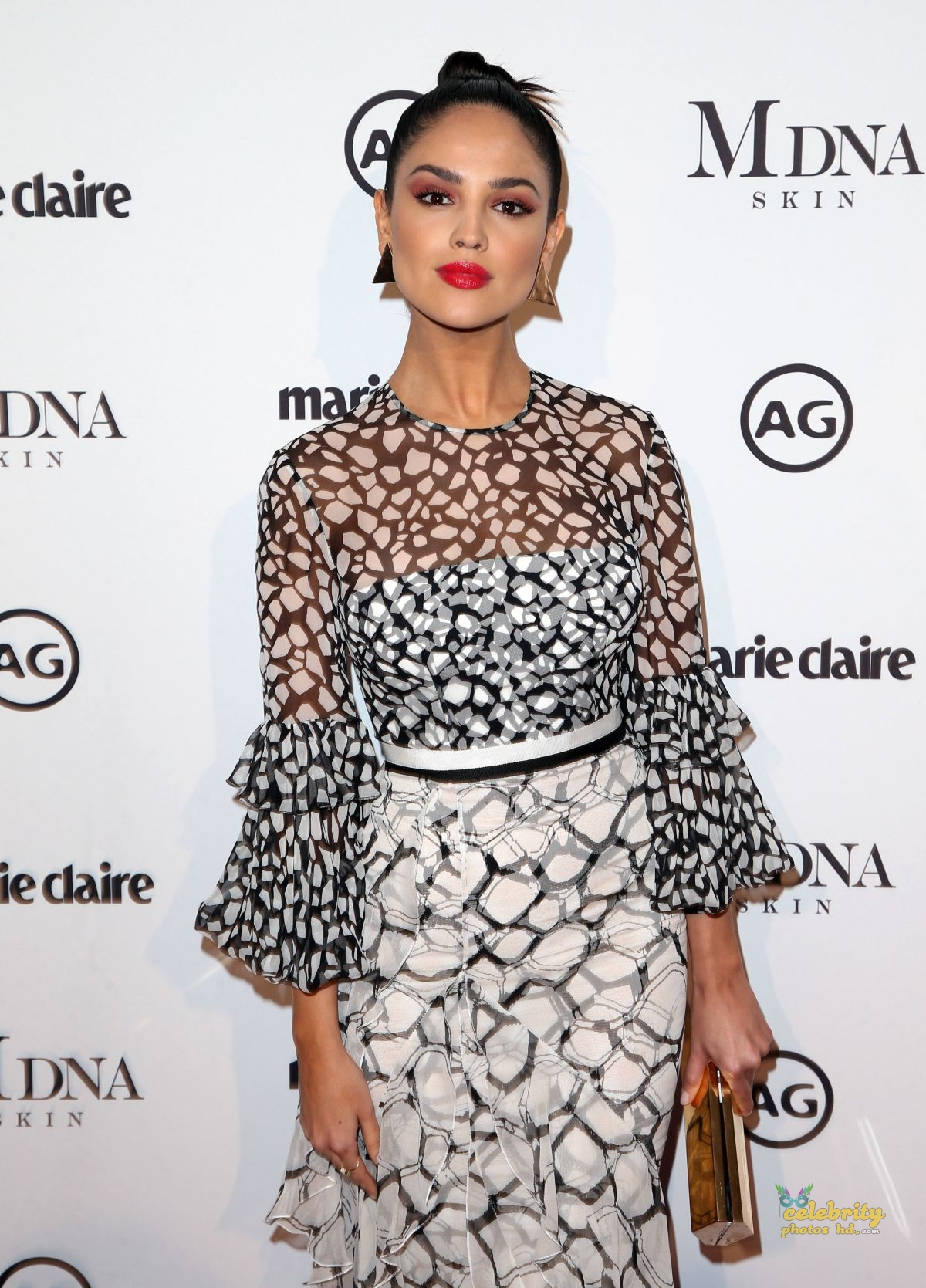 EIZA GONZALEZ at Marie Claire Image Makers Awards in Los Angeles (3)