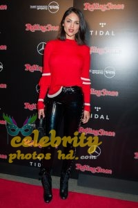 EIZA GONZALEZ at Rolling Stone Live Super Bowl Party in Minneapolis (1)