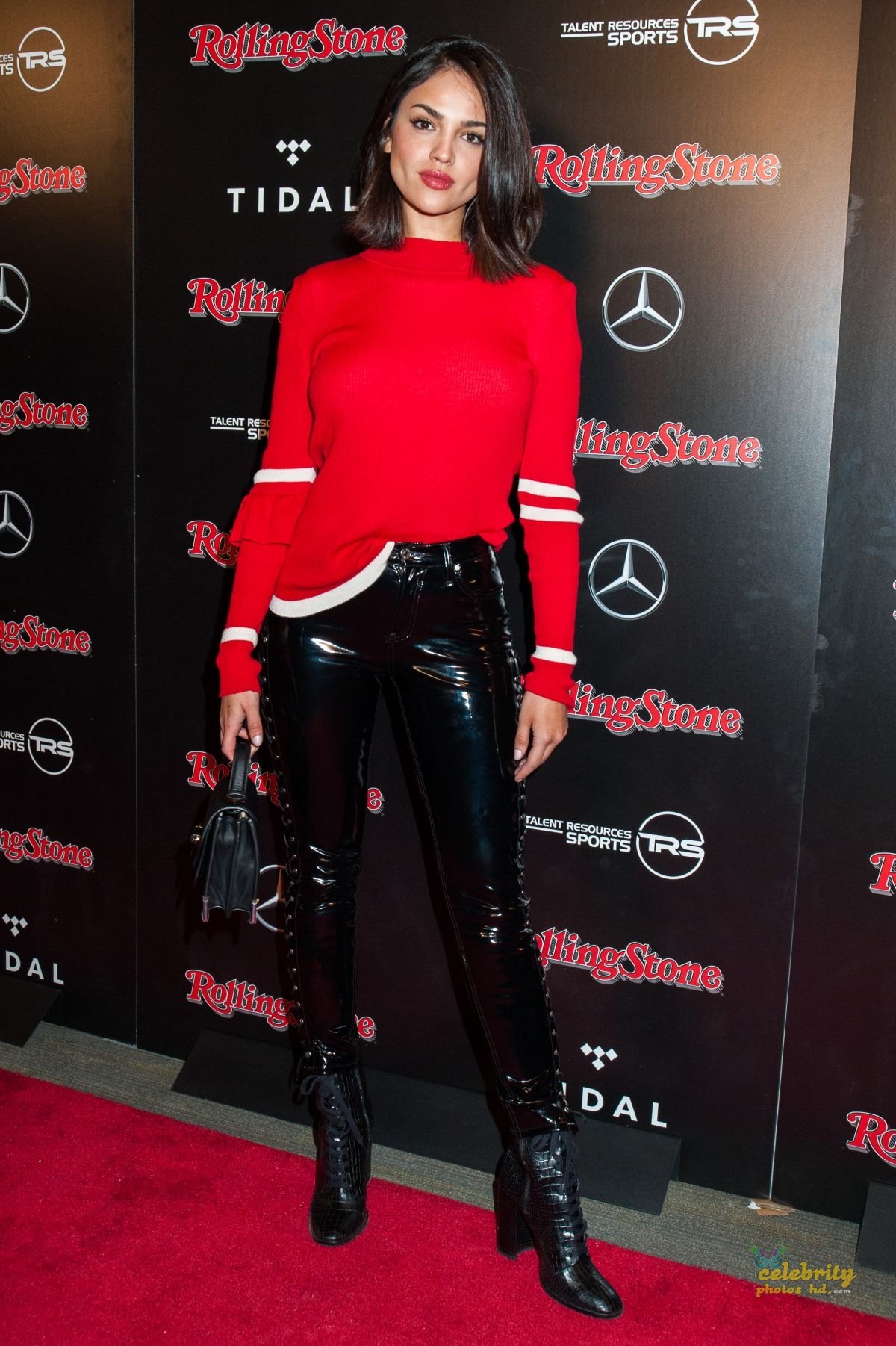 EIZA GONZALEZ at Rolling Stone Live Super Bowl Party in Minneapolis (3)