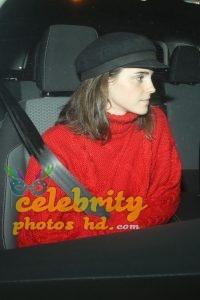 EMMA WATSON Arrives at Troubadour in Los Angeles (4)