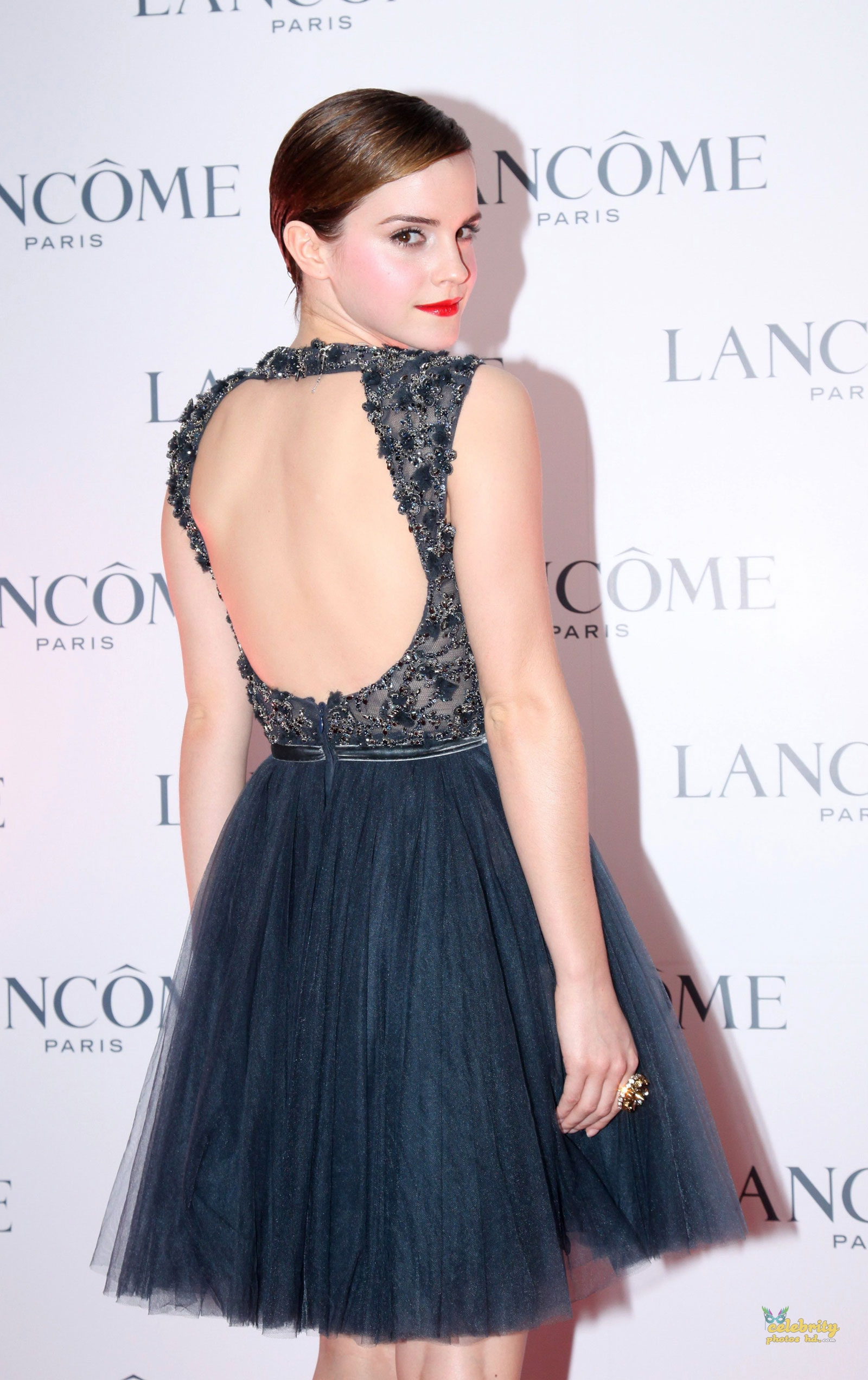 Emma Watson Promotes Lancome Cosmetic in Hong Kong (3)