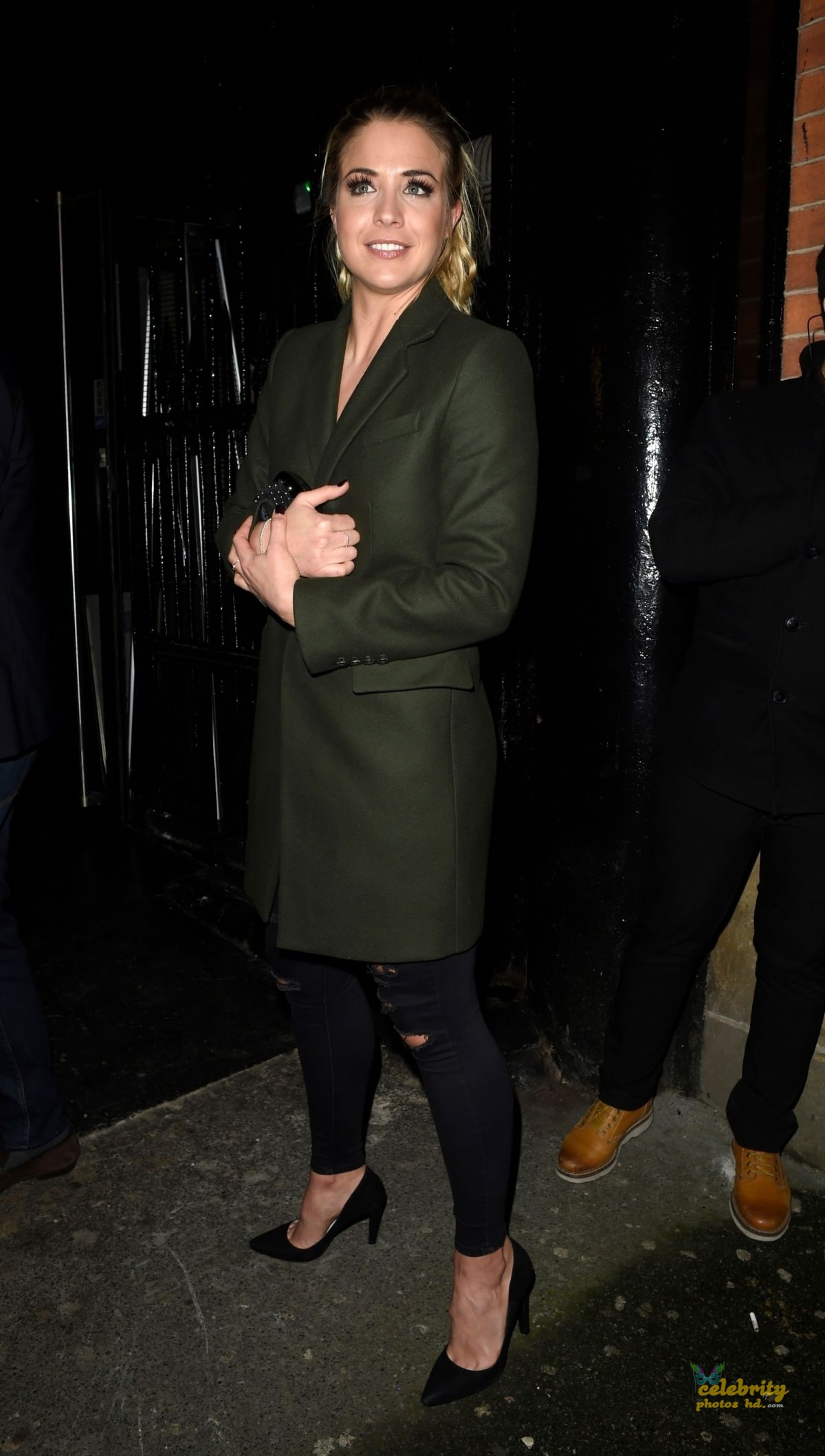 GEMMA ATKINSON Night Out in Manchester (4)