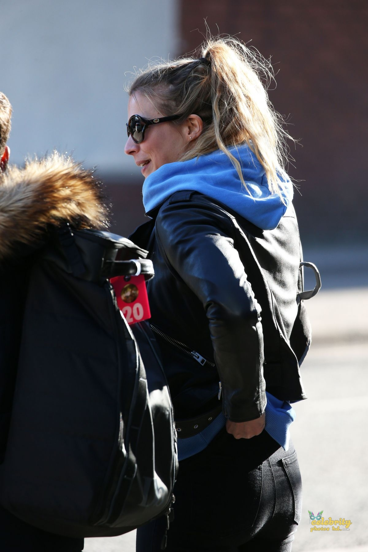GEMMA ATKINSON Out and About in Nottingham (2)
