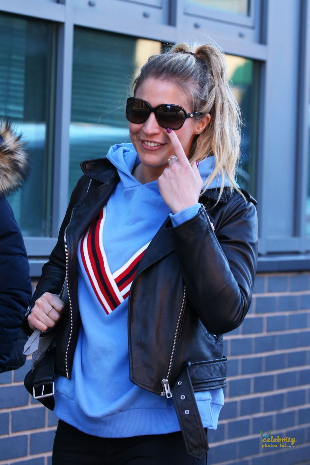 GEMMA ATKINSON Out and About in Nottingham (3)