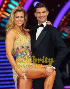 GEMMA ATKINSON at Strictly Come Dancing The Live Tour! Photocall in Birmingham (2)