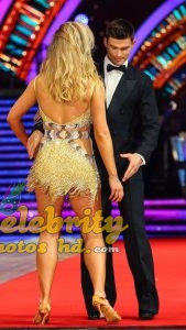 GEMMA ATKINSON at Strictly Come Dancing The Live Tour! Photocall in Birmingham (3)