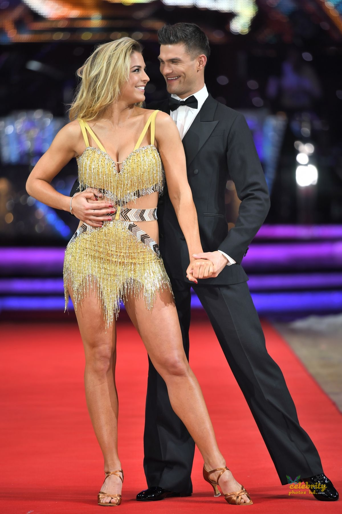 GEMMA ATKINSON at Strictly Come Dancing The Live Tour! Photocall in Birmingham (4)