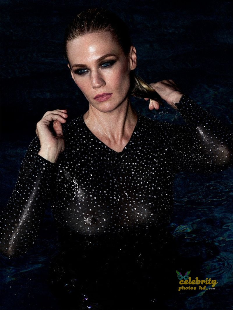 JANUARY JONES for Violet Grey, January Photo's (5)