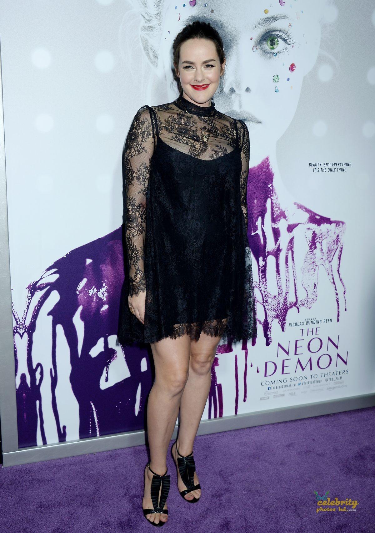 JENA MALONE at 'The Neon Demon' Premiere in Los Angeles (2)