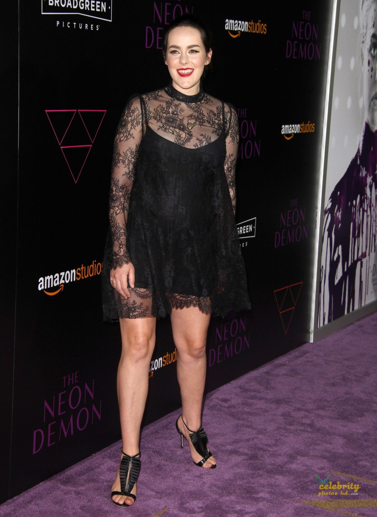 JENA MALONE at 'The Neon Demon' Premiere in Los Angeles (4)