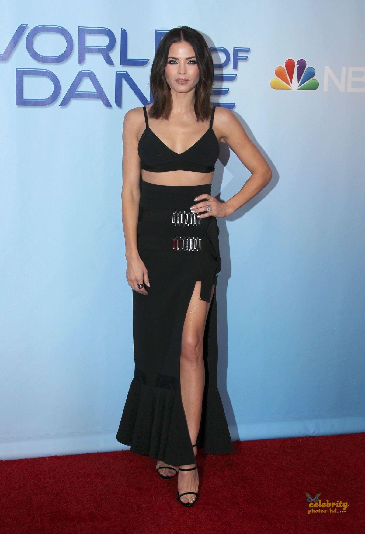 JENNA DEWAN at World of Dance TV Show Premiere Photo's (6)
