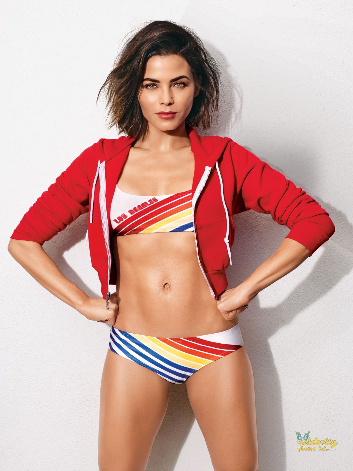 JENNA DEWAN in Health Magazine, (6)