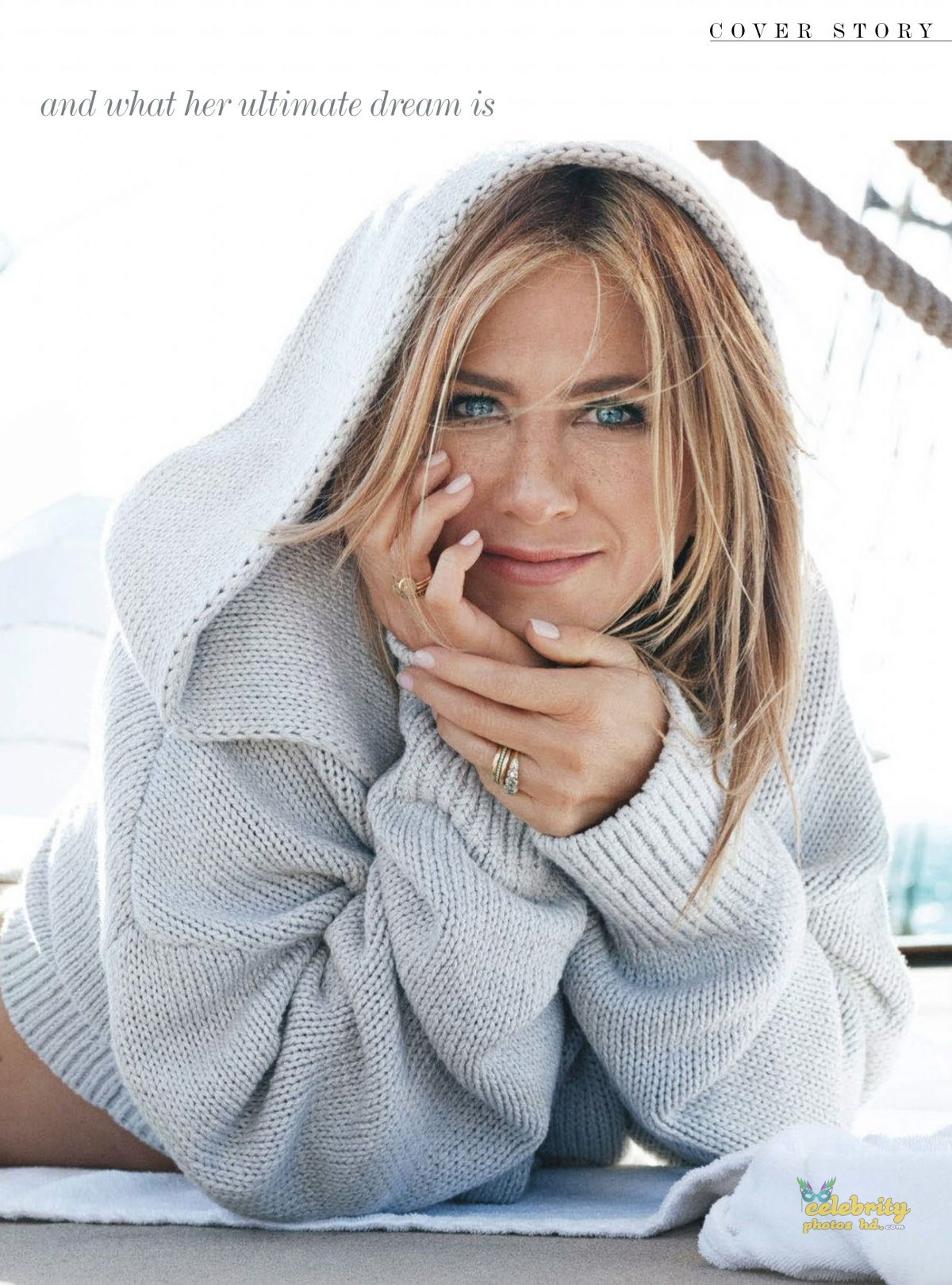 JENNIFER ANISTON in Next Magazine, New Zealand March (3)