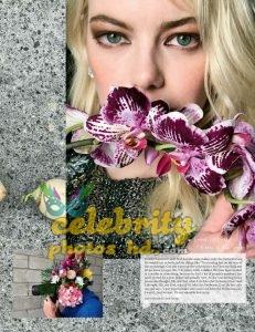 JENNIFER LAWRENCE and EMMA STONE for W Magazine photo's (3)