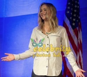 JENNIFER LAWRENCE at Unrig the System Summit in New Orleans (2)