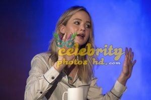 JENNIFER LAWRENCE at Unrig the System Summit in New Orleans (4)