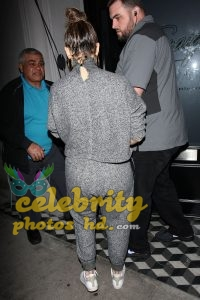 JENNIFER LOPEZ Out for Dinner at Craig's in West Hollywood (4)
