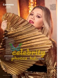 KELLY CLARKSON in Billboard Magazine (2)