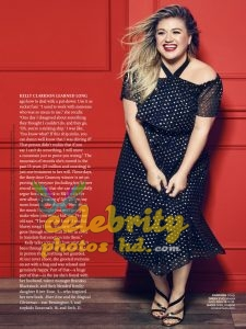 KELLY CLARKSON in Redbook Magazine Photoshoot (4)