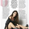 MEGAN FOX in Cosmopolitan Magazine, France March (1)