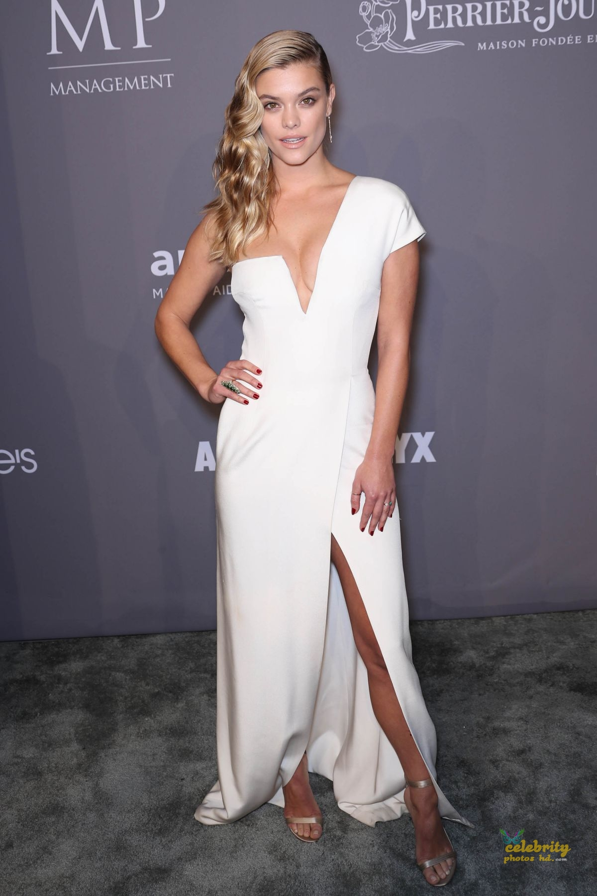 NINA AGDAL at Amfar Gala 2018 in New York (4)