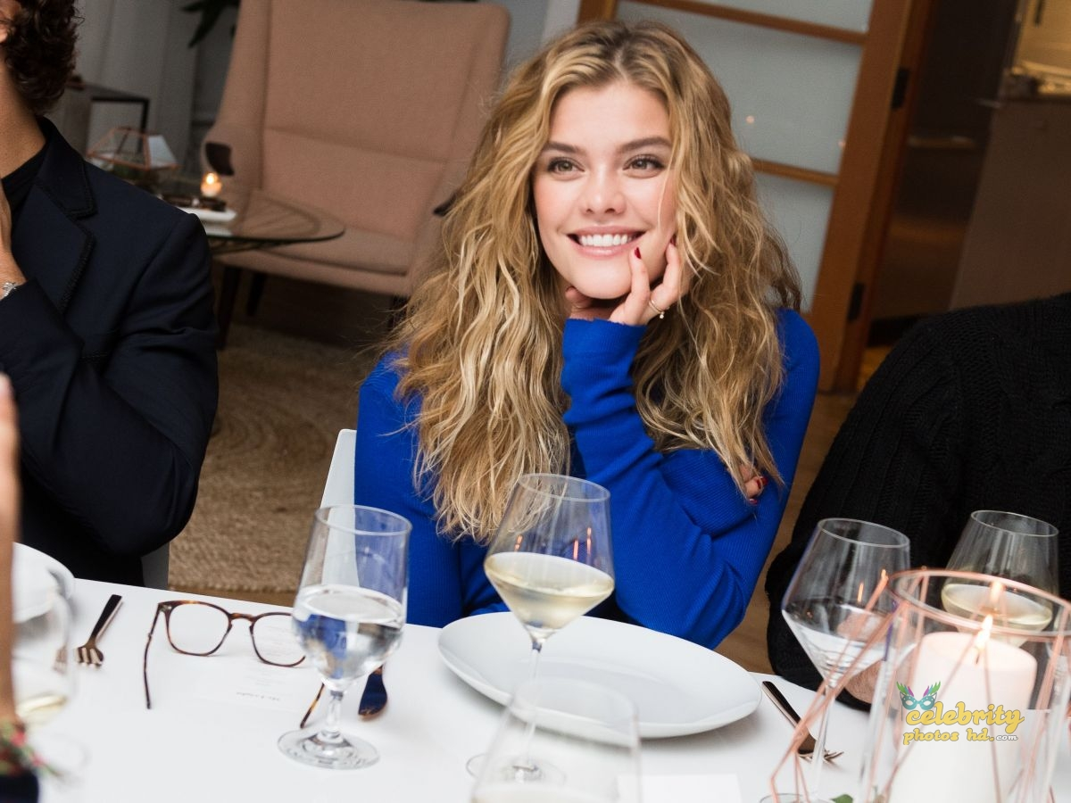 NINA AGDAL at Mr. Leight x BG Dinner in New York (5)