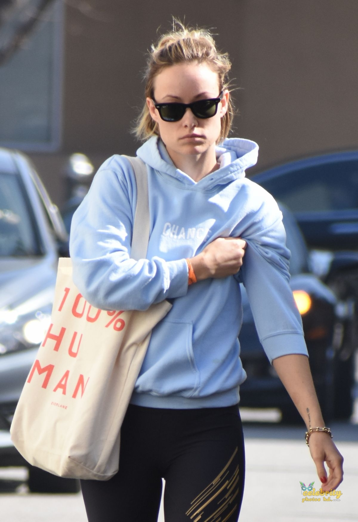 OLIVIA WILDE Heading to a Gym in Los Angeles (3)