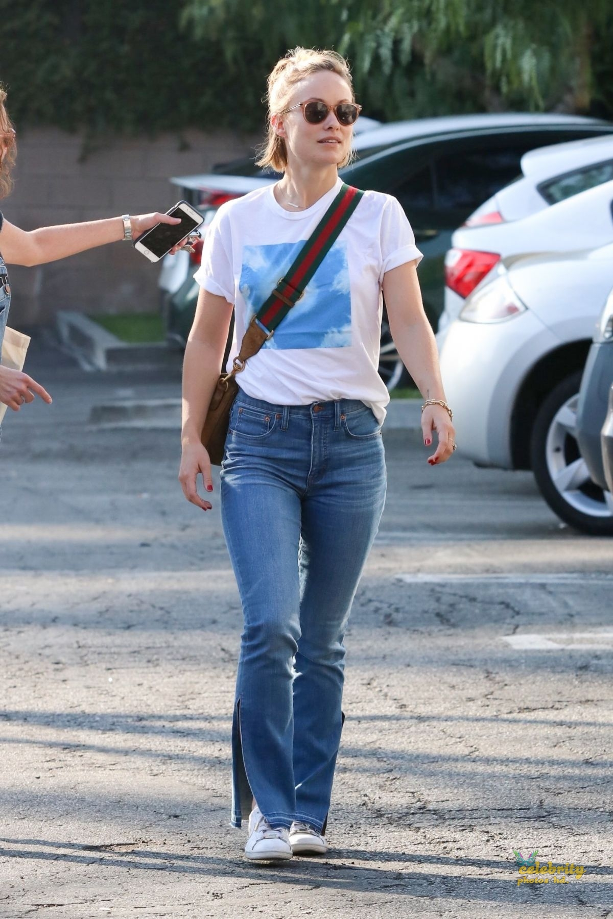 OLIVIA WILDE in Jeans Out in Los Angeles (5)