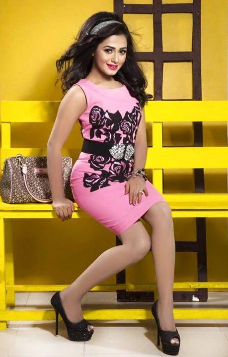 Nusrat Faria Latest hot photos (4)
