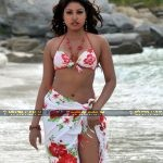 Malayalam Actress Komal Jha Hot & Wet walk In Bikini Spicy Pics