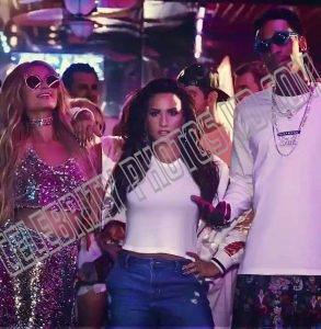 Demi Lovato netflix's drama (4)