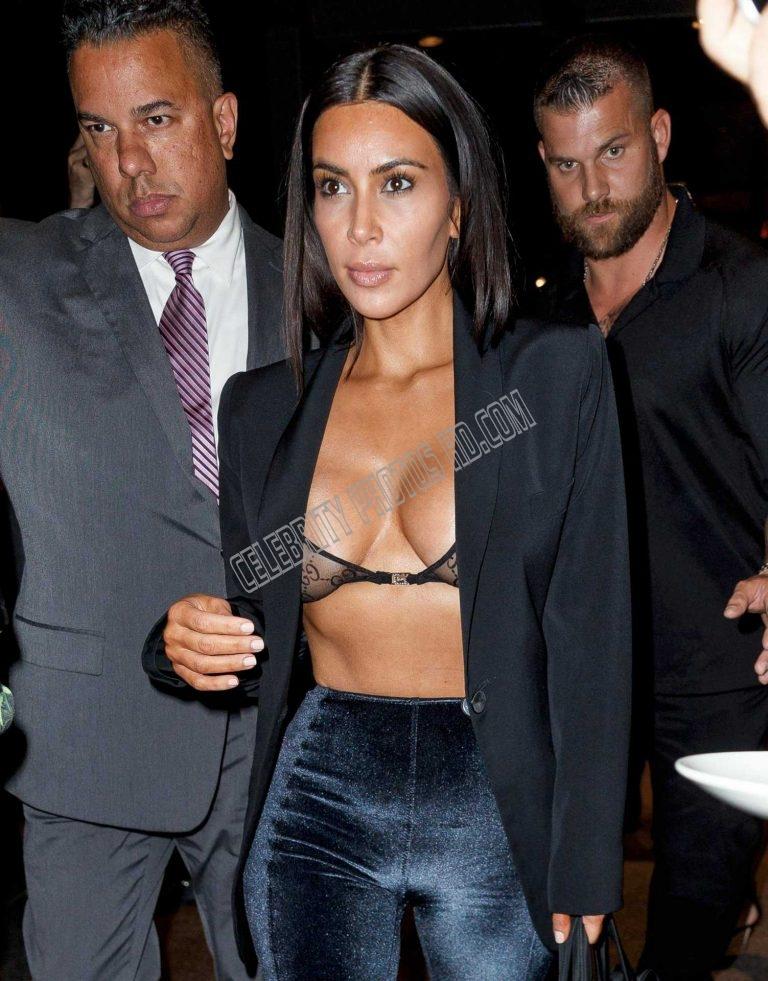 Kim Kardashian Photos (3)