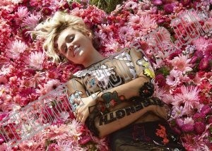 Miley Cyrus Magazine Photos (1)