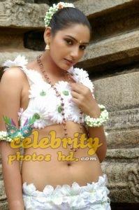 Ragini Dwivedi Hot Sexy Navel Show Photos, Images 8