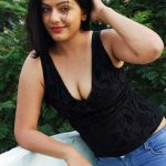 South Indian Hot Celebrity, Actress Reva Dn Photos