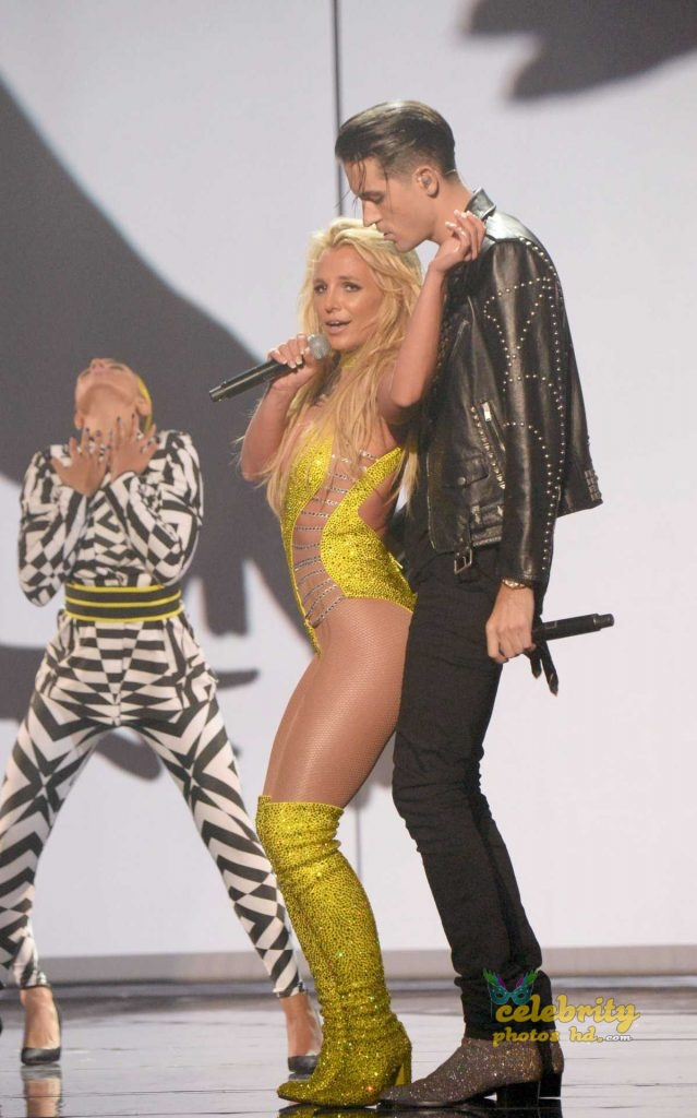 Hollywood Exclusive Actress Britney Spears Photo (8)