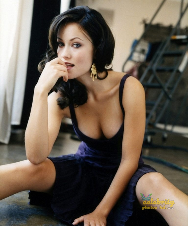 Hollywood Model, Actress Olivia Wilde (6)
