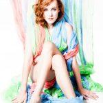 Hollywood Actress Jena Malone Hot Unseen  Photo's